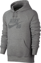 BLUZA NIKE SB ICON DOTS HOODIE Dark Grey Heather