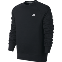 BLUZA NIKE SB Icon Black / White