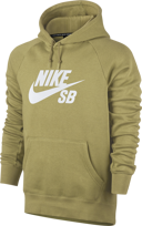 BLUZA NIKE SB SB Icon Hoodie Lemon Wash / White
