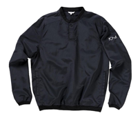 BLUZA POLAR SKATE CO. GOLF CLUB PULLOVER (BLACK)