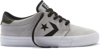Buty CONVERSE CONS TRE STAR SUEDE OX MOUSE / BLACK / WHITE