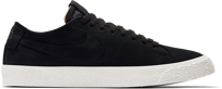 Buty NIKE SB AIR ZOOM BLAZER LOW DECONSTRUCTED Black / Anthracite