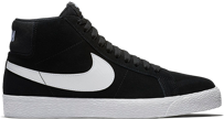 Buty NIKE SB AIR ZOOM BLAZER MID Black / White
