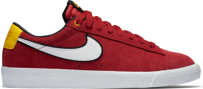 Buty NIKE SB BLAZER LOW GT University Red / White