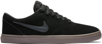 Buty NIKE SB Check Solarsoft Black / Gum Light Brown