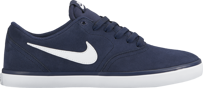 Buty NIKE SB Check Solarsoft (Navy / White)