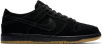 Buty NIKE SB Dunk Low Pro Ishod Wair Deep Black / Gum Light Brown