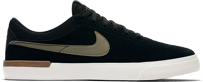 Buty NIKE SB Hypervulc Eric Koston (Black / Gum Medium Brown)