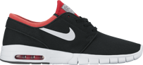 Buty NIKE SB Stefan Janoski MAX Black / White / University Red