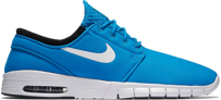 Buty NIKE SB Stefan Janoski MAX Photo Blue / White
