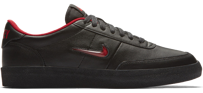 Buty NIKE SB X HOCKEY ZOOM KILLSHOT 2 QS (Black / Gym Red)
