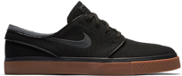 Buty NIKE SB Zoom Stefan Janoski CNVS Black / Gum Medium Brown