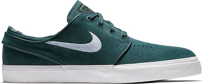 Buty NIKE SB Zoom Stefan Janoski (Deep Jungle / Clay Green)