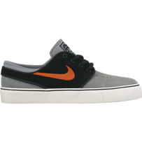 Buty NIKE SB Zoom Stefan Janoski GS Cool Grey / Orange