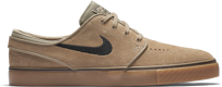 Buty NIKE SB Zoom Stefan Janoski Khaki / Gum Light Brown