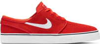 Buty NIKE SB Zoom Stefan Janoski Max Orange / White