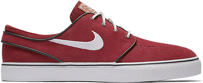 Buty NIKE SB Zoom Stefan Janoski OG Red Earth / White