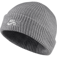 CZAPKA Nike SB Fisherman Cap Dark Grey Heather / White