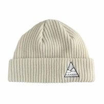 CZAPKA ZIMOWA YOUTH SKATEBOARDS TRIANGLE LOGO BEANIE (NATURAL)