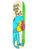 "DECK KROOKED SKATEBOARDS CROMER ALL THUMBS 8,25"" x 32"""