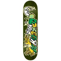 "DECK KROOKED SKATEBOARDS SELL OUT 8,5"" x 31,8"""