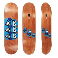DECK POLAR SKATE CO. DANE BRADY DANE FACE 2 (VARIOUS STAIN)