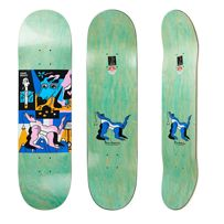 DECK POLAR SKATE CO. DANE BRADY LIVING ROOM 8,5""