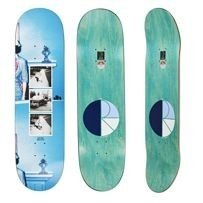 DECK POLAR SKATE CO. DANE BRADY - MY MUM ANN DINUCCI 8,25""