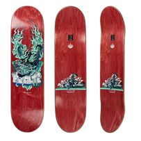 DECK POLAR SKATE CO. HJALTE HALBERG BEAST MODE (VARIOUS STAIN) 8,125""