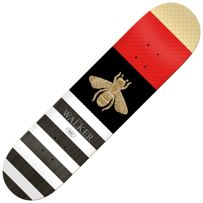 DECK REAL SKATEBOARDS WALKER BUZZED 8,18""
