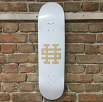 DECK SH OG LOGO (WHITE/WOOD)