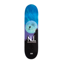 DECK SOUR SKATEBOARD NISSE INGEMARSSON TRAGEDY