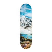 DECK SOUR SKATEBOARDS ALBERT NYBERG TROPICAL ICE 8,125""