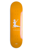 DECK SOUR SKATEBOARDS BENIHANAS FOREVER (YELLOW) 8,5""