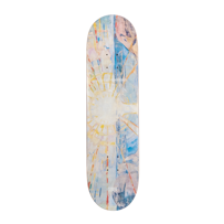 DECK SOUR SKATEBOARDS GUSTAV TONNESEN ART 8,375""