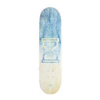 DECK SOUR SKATEBOARDS HOURGLASS COLOUR GRAIN 8,5""