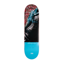 DECK SOUR SKATEBOARDS JOSEF SCOTT JATTA IGUANA 8,5""