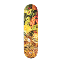 DECK SOUR SKATEBOARDS KOFFE HALLGREN HEALTHY GREASE 8,375""