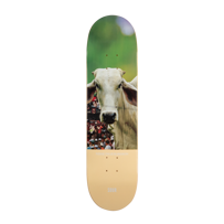 DECK SOUR SKATEBOARDS NISSE INGEMARSSON COW 8,18""