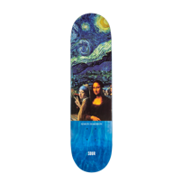 DECK SOUR SKATEBOARDS SIMON ISAKSSON ART? 8,25""