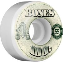 KOŁA BONES WHEELS BONES 100'S V4 55 MM