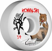KOŁA BONES WHEELS SPF PRO KOWALSKI BEAR P5 54 MM
