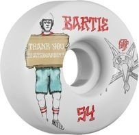 KOŁA BONES WHEELS STF PRO BARTIE THANK YOU V1 54 MM