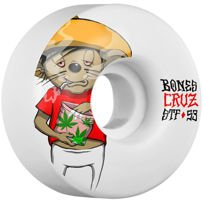 KOŁA BONES WHEELS STF PRO CRUZ WEEDY V2 53 MM