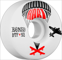 KOŁA BONES WHEELS STF PRO HART DROP BOARDS V1 53 MM