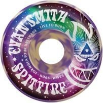 KOŁA SPITFIRE FORMULA FOUR EVAN 3RD EYE CONICAL 99DU 53 MM (PURPLE SWIRL)