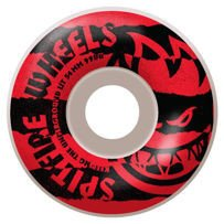 KOŁA SPITFIRE SHREDDED RED 54 MM