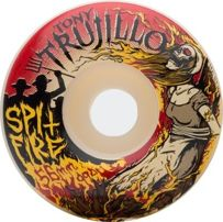 KOŁA SPITFIRE TRUJILLO WITCH BURNERS CLASSICS 99DU 54 MM