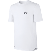 KOSZULKA NIKE SB DRI-FIT SKYLINE COOL GRAPHIC White / Black