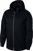 KURTKA NIKE SB X ANTIHERO HOODED JACKET (BLACK)